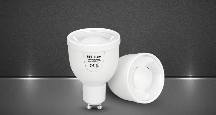 milight, wifi milight, futlight, FUT018, żarówka MILIGHT, led bulb easybulb, led bulb milight