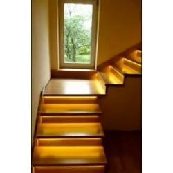 7 Treppen   Eine Treppe Beleuchtung   Beleuchtung Breite 60 Cm