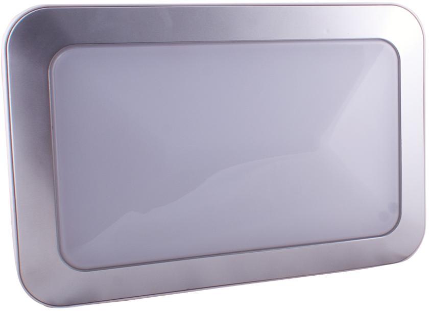 Plafoniere Led Rgb : Led leuchte w rechteck dämmerungssensor