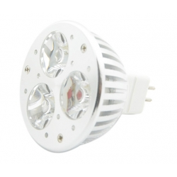 MR16 LED Lampe 3x1W kaltweiß 12V 285lm