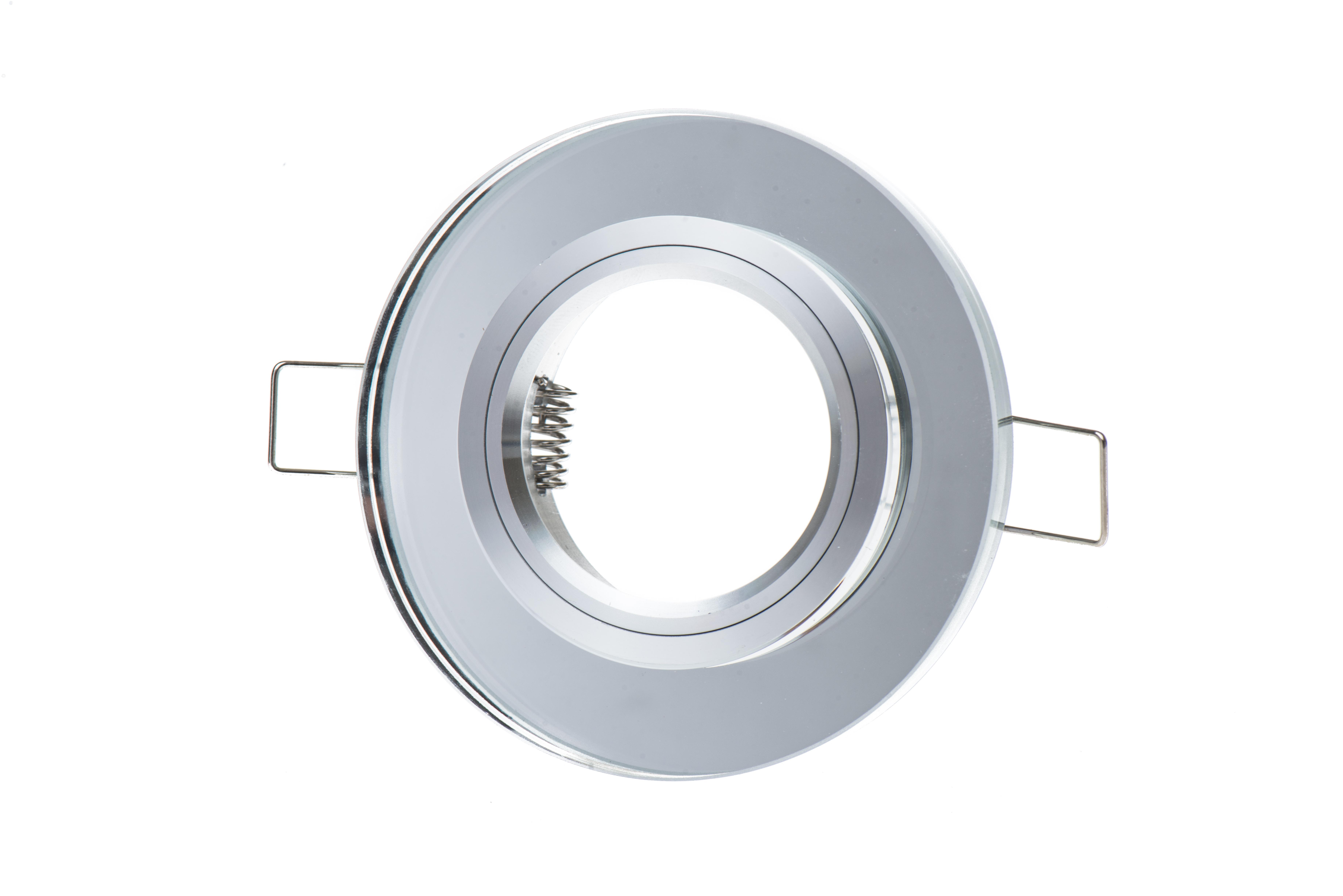 Halogen Leuchte, LED, Treppe, Einbaustrahler RES-7002 Crystal + ...